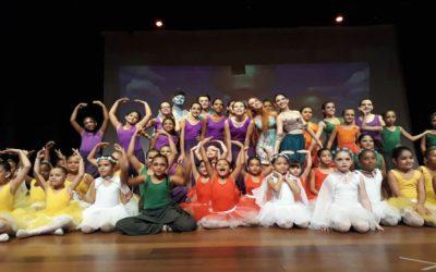 Projeto Dançart é premiado no 18° Dançaraxá