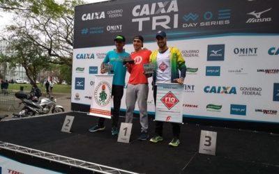 Jhonathan Castro garante vaga no Brasileiro de Triathlon