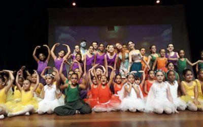 Projeto Dançart é premiado no 18º edição do festival Dançaraxá