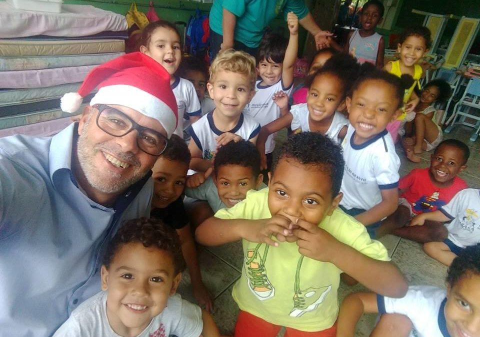 Sorriso de Criança completa sua décima edição em Araxá