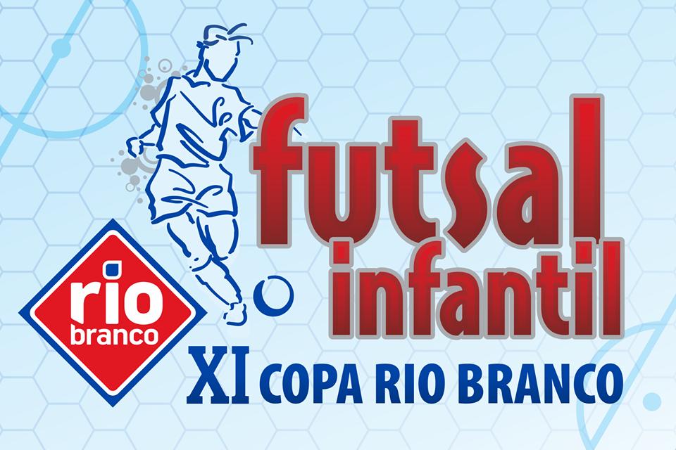 Fique por dentro da XI Copa Rio Branco de Futsal Infantil