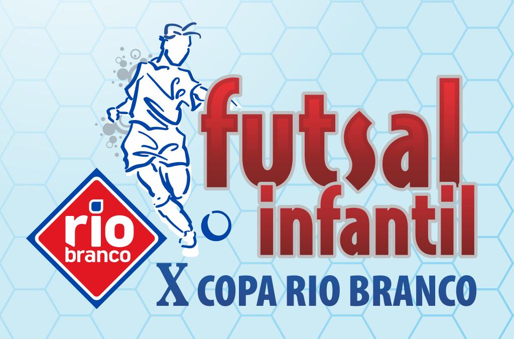 Confira a premiação da X Copa Rio Branco de Futsal infantil