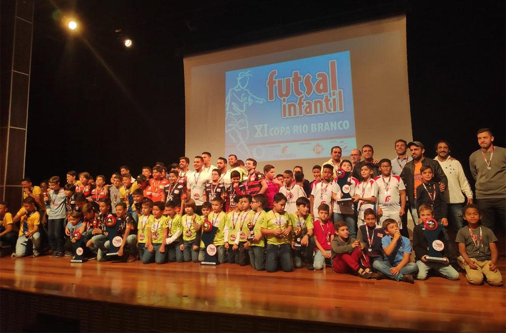 XI Copa Rio Branco de Futsal Infantil