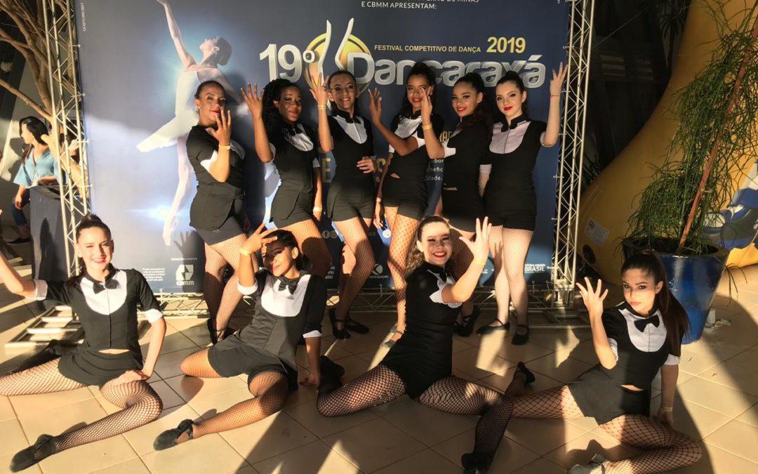 Projeto Dançart é premiado no 19º Dançaraxá