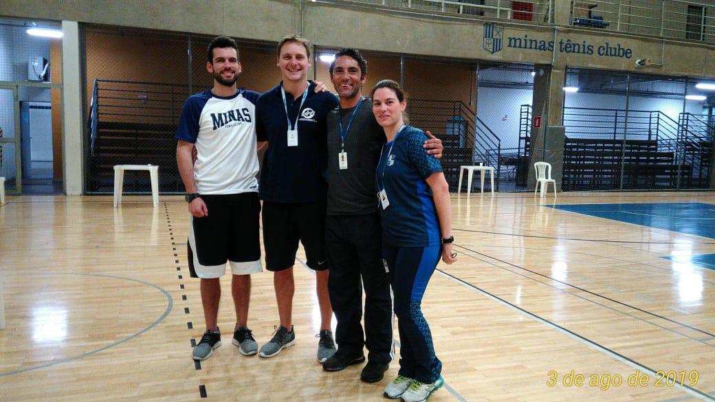 Capacitação Minas Tênis Clube