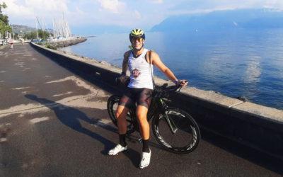 Jhonathan Castro participa de mundial de Triathlon na Suíça