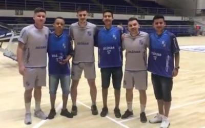 Parceria de sucesso entre Fundação Rio Branco e Minas Tênis Clube