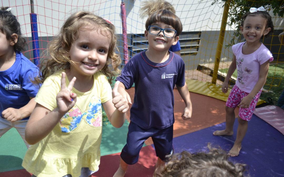 Projeto Sorriso de Criança em Uberlândia