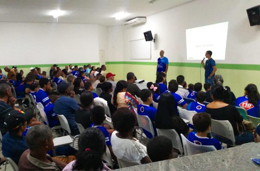 Fundação Rio Branco realiza 2° Maratona Olímpica de Natação