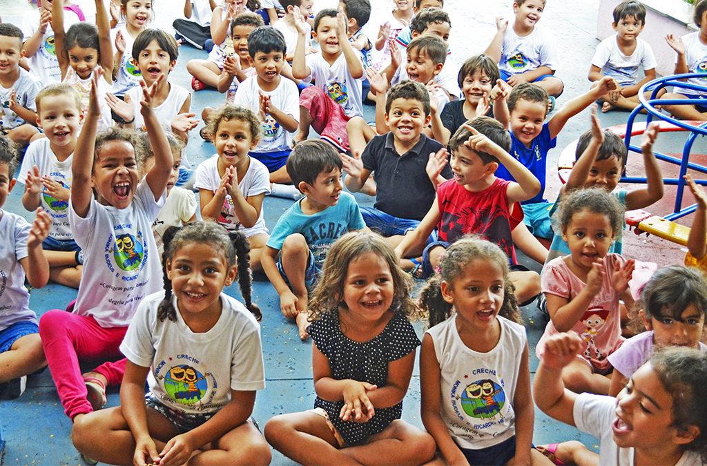Projeto Sorriso de Criança em Uberaba